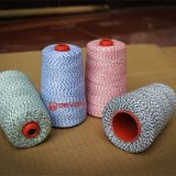 polyester portable bag sewing closing thread 12/4 200g