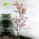 GNW 5ft artificial tree cherry blossom branches wholesale with pink leaves for wedding centerpiece decoration
