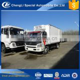 Cheap price 8 ton 9 ton 10 ton 12 ton small cold room foton aumark van truck