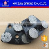 HUAZUAN diamond grinding polishing pads for concrete floor