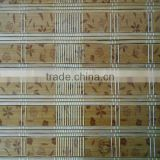 fabric bamboo blinds/bamboo curtain/fabrics for curtains/window curtain/metal roll up window