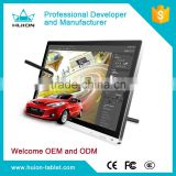 New Fashion!Huion GT-220 21.5 inch big work area for professionals lcd display digital pen tablet monitor