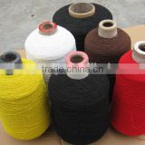 Latex Rubber elastic yarn For socks gloves knee wrist ribbon wool sweater wool pants screw bandage clothing knitwear