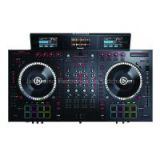 NS7III | 4-Channel Motorized DJ Controller & Mixer with Screens and free Remix/Sampling Program downloads