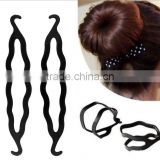 Magic Hair Twist Styling Clip Stick Bun Maker Braid Tool Hair Accessories Donut Hair Tool