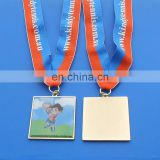 Kids Tennis Gold Ribbon Medal For Australia