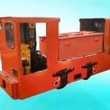 High Strength 8 Ton Underground Mine Battery Locomotive For Mine Image