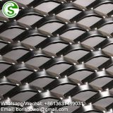 3D Aluminum Architectural Expanded Metal Mesh For Cladding System