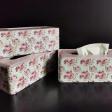 metal tin tissue paper box  household custom Tin Box