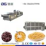 Koko Crunch Frosted Cereal Krunch Multi-grain whole wheat maize  cornflakes Producing Equipment by Jinan DG Machinery