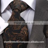 Black Gold Pairsley pocket square and cufflink set neck tie, corbata, gravate, krawatte, cravatta, fashion tie