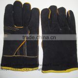 Impact Resistant Winter Gloves with reinforced palm