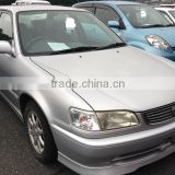 JAPANESE SECONDHAND CAR FOR SALE IN JAPAN FOR TOYOTA COROLLA 4D GT AE111