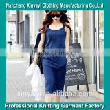 High quality fashion women dresses from nanchang alibaba china