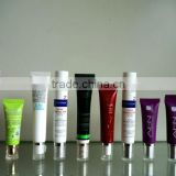 Soft tube for cosmetic packaging, plastic cosmetic containers,cosmetic plastic tube