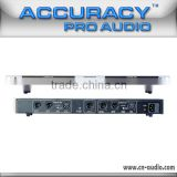 Professional high-precision 2-way mono /3-way stereo audio crossover made in Ningbo China CX223