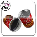 Coffee Tin Box/Tea Tin Can empty gift boxes