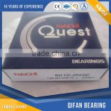 Nachi bearing Deep groove ball bearing 6010 2NSE