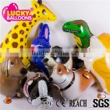 Factory mylar balloons EN71approved walking pet animal helium balloon                                                                         Quality Choice