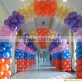 competitive metallic round ballons