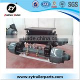 Heavy duty truck Germany type leaf spring trailer suspension/High Quality heavy duty truck trailer suspension