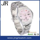 shenzhen paypal 3atm quartz stainless fashion laser watch large number watches