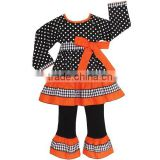 Top sale girls clothes baby costume long sleeve children halloween clothes