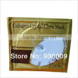 Collagen Crystal Chest Mask Whitening moisturing Anti-wringkle breast mask best breast care Collagen mask