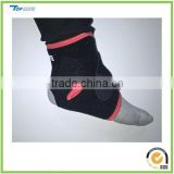 adjustable neoprene pain relief ankle guard support