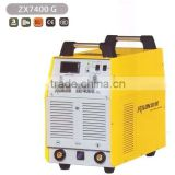 MMA MIG dual Welding process 380V AC DC 400 amp mma inverter arc welding machine                                                                         Quality Choice