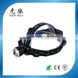 high power 1000 lumen rechargeable xml t6 led headlamp
