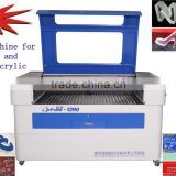 New good quality high preformance Acrylic Double color plate laser cutting machine price