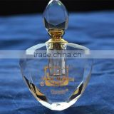 human body oil wholesale empty crystal perfume bottles