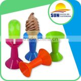 NEW No Drip kids Popsicle Ice Cream Cone Holder Universal Food Holder                                                                         Quality Choice