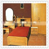 MDF teens bedroom set furniture 300189