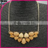 The European and American fashion resin necklace