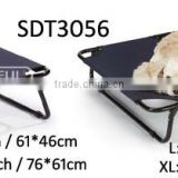 Steel Frame Pet Cot Small Dog Bed