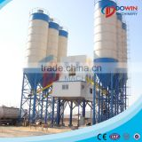 HZS90 90m3/h Chinese good tower concrete batching plant