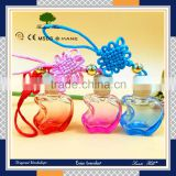 made in china nature fragrance Best gift bright colour empty high quality car air freshener bottle