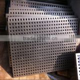high hardness armoured steel plate for military equipment purpose/hot dipped galvanizing steel grating
