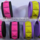 2014 new style wide silicon baller bands t
