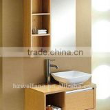 "32"" modern MDF veneer bathroom cabinet bathroom vanity"