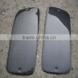 For Supra Mk4 TRD Rear Spoiler end cap carbon fiber