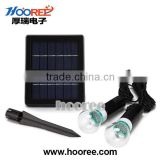 CE ROHS Approved outdoor solar lighting garden decoration SL-40B garden decor solar light /outdoor lamp