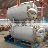 Steam Direct Heating Automatical Canned food Retort Machine