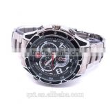 HD1080P mini DVR IR hidden pinhole wrist watch camera with optional memory