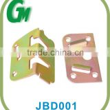 2015 high quality JBD001 hardware sofa bed hinge