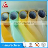COLOR SELF ADHESIVE GLASSINE FACE PAPER