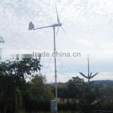 Horizontal Wind Power Generation 5kw Home Use