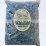 "Bath Salts ""Relaxing Comfort"",bag, 100g. Paraben Free. Made in EU. Private Label Available."
